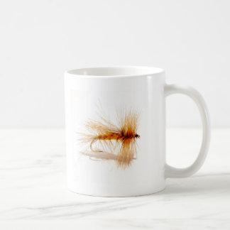 Gancho de la pesca con mosca taza clásica
