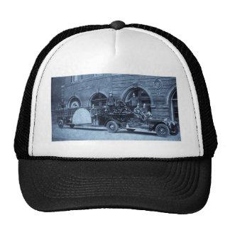 Gancho de los años 20 del vintage y compañía de bo gorra