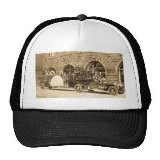 Gancho de los años 20 del vintage y compañía de bo gorro de camionero