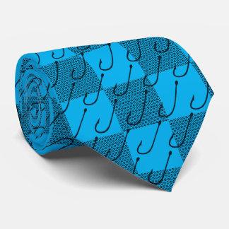 Ganchos de pescados corbata