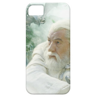 Gandalf and the Witchking iPhone SE/5/5s Case