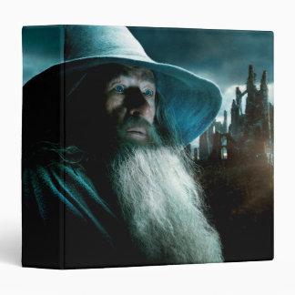 Gandalf at Dol Guldur 3 Ring Binder