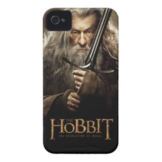 Gandalf Character Poster 1 iPhone 4 Case-Mate Cases