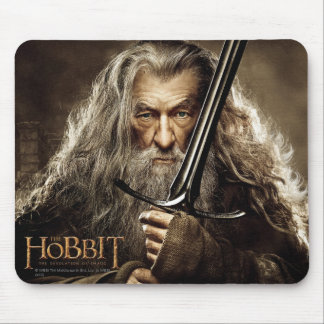 Gandalf Character Poster 1 Mouse Pads