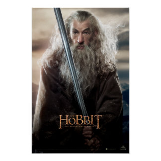 Gandalf Character Poster 2