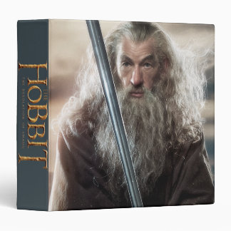 Gandalf Character Poster 2 3 Ring Binder