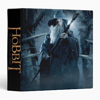 Gandalf Character Poster 3 Binder