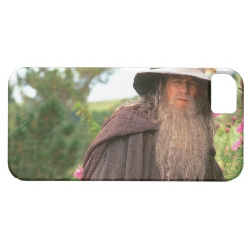 Gandalf con el gorra iPhone 5 Case-Mate fundas