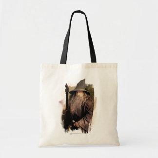 Gandalf con el personal bolsa tela barata