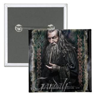 Gandalf con nombre pins