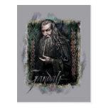 Gandalf con nombre postal