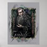 Gandalf con nombre posters