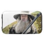 Gandalf con verde de la espada iPhone 3 tough protector