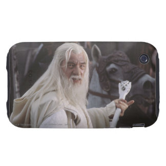 Gandalf Holds Staff Tough iPhone 3 Covers