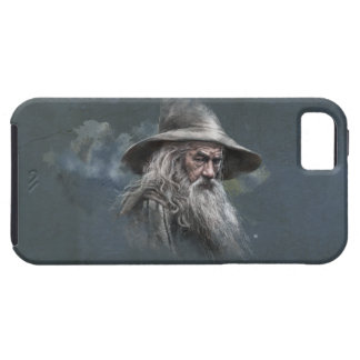 Gandalf Illustration iPhone 5 Covers