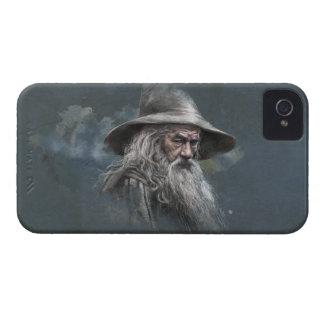 Gandalf Illustration iPhone 4 Covers