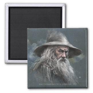 Gandalf Illustration Magnet