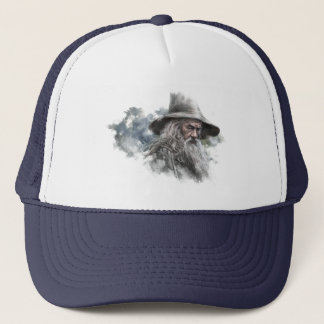 Gandalf Illustration Trucker Hat