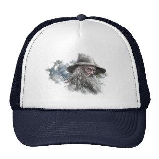 Gandalf Illustration Trucker Hat