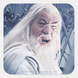 Gandalf In Battle Sticker