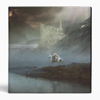 Gandalf lleva Hobbits la ciudad guardada