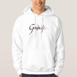 Gandalf Name Solid Hooded Sweatshirt