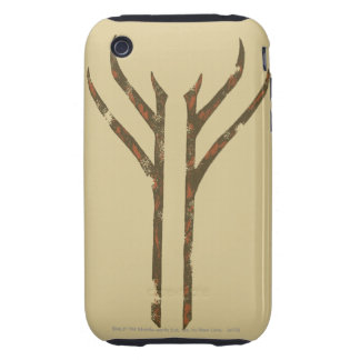 Gandalf Rune Tough iPhone 3 Covers