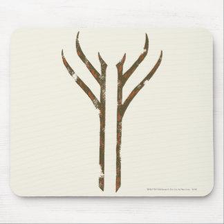 Gandalf Rune Mouse Pad