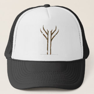 Gandalf Rune Trucker Hat