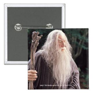 Gandalf Standing Pinback Buttons