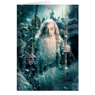 Gandalf The Gray Greeting Card