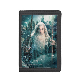 Gandalf The Gray Trifold Wallets