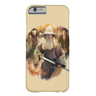 Gandalf, THORIN OAKENSHIELD™, & BAGGINS™ Barely There iPhone 6 Case