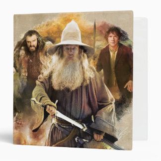 Gandalf, THORIN OAKENSHIELD™, & BAGGINS™ Binder
