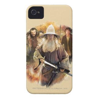 Gandalf, THORIN OAKENSHIELD™, & BAGGINS™ Case-Mate iPhone 4 Case