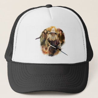 Gandalf, THORIN OAKENSHIELD™, & BAGGINS™ Trucker Hat