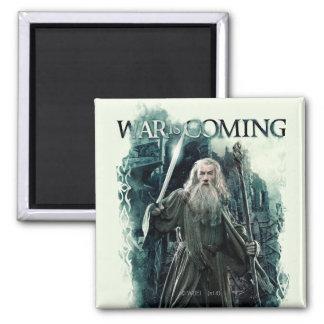 Gandalf - War Is Coming Fridge Magnets