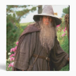Gandalf with Hat 3 Ring Binders