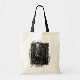 Gandalf With name Budget Tote Bag