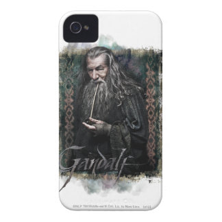 Gandalf With name iPhone 4 Case