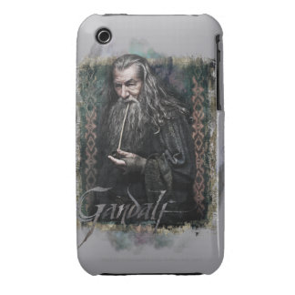 Gandalf With name Case-Mate iPhone 3 Case