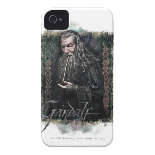 Gandalf With name Case-Mate iPhone 4 Case