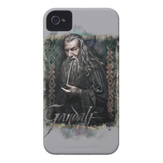 Gandalf With name iPhone 4 Cover