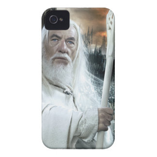 Gandalf with Staff Case-Mate iPhone 4 Case