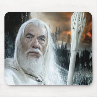 Gandalf with Staff Mouse Pad