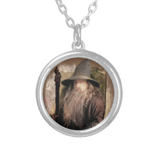 Gandalf With Staff Custom Necklace