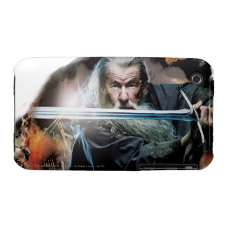 Gandalf With Sword In Battle iPhone 3 Case