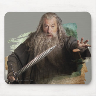 Gandalf With Sword Mouse Pads