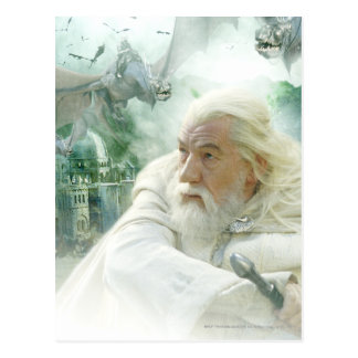 Gandalf y el Witchking Postal