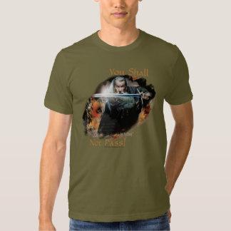 Gandalf You Shall Not Pass Tee Shirt